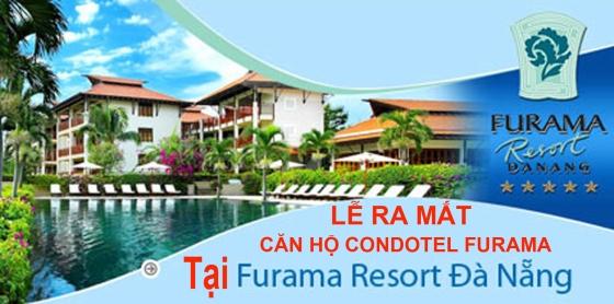 Căn hộ khách sạn tại Furama Reasort