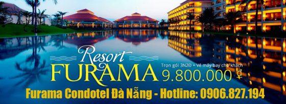 Căn hộ Furama Condotel Đà Nẵng