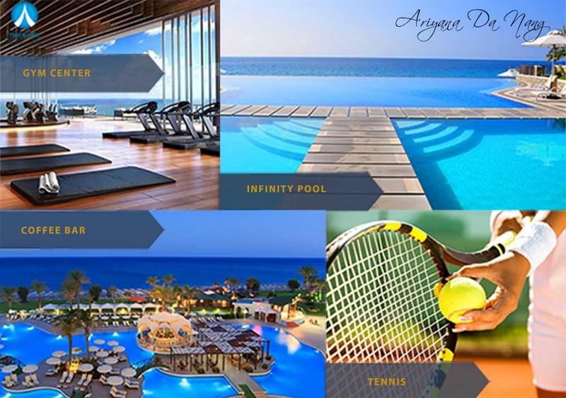 Tiện ích đẳng cấp trong khuôn viên và khu Resort Furam bậc nhất Việt Nam!