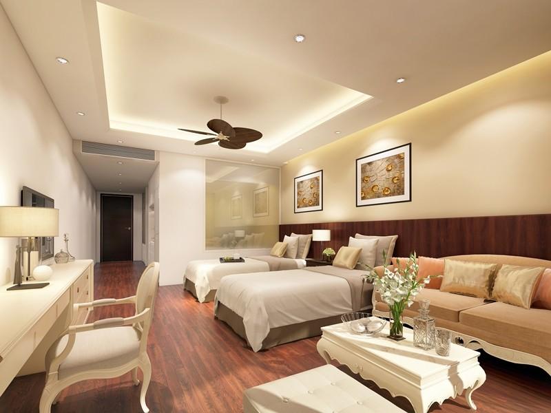 Căn hộ 1 phòng ngủ tại Furama Condotel Đà Nẵng