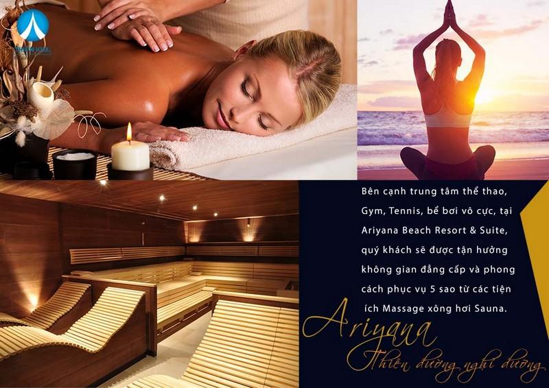 Thư giãn Massage sauna sau một ngày làm việc mệt mỏi giúp bạn tái tạo năng lượng nhanh chóng.